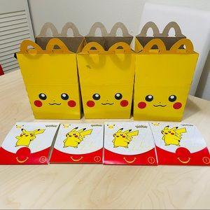 Pokemon cards McDonald's Pokemon 25 Anniversary